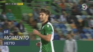 Sporting CP, Jogada, Vietto aos 68'