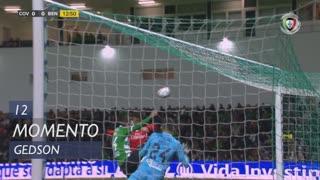 SL Benfica, Jogada, Gedson aos 12'