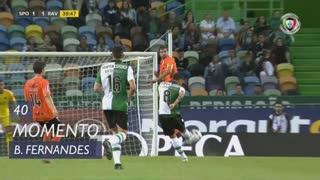 Sporting CP, Jogada, Bruno Fernandes aos 40'