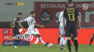 Vitória FC, Jogada, Sílvio aos 25'
