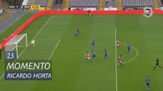 SC Braga, Jogada, Ricardo Horta aos 25'