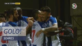 GOLO! FC Porto, Soares aos 8', GD Chaves 0-1 FC Porto