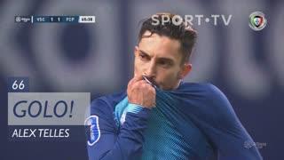 GOLO! FC Porto, Alex Telles aos 66', Vitória SC 1-1 FC Porto