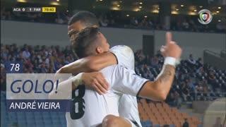 GOLO! SC Farense, André Vieira aos 78', A. Académica 0-1 SC Farense