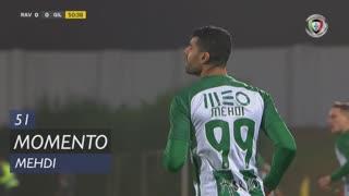 Rio Ave FC, Jogada, Mehdi aos 51'