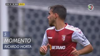 SC Braga, Jogada, Ricardo Horta aos 5'