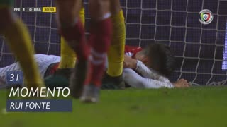 SC Braga, Jogada, Rui Fonte aos 31'