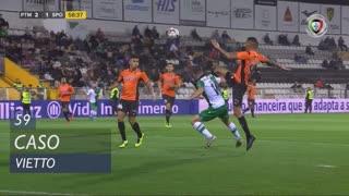 Sporting CP, Caso, Vietto aos 59'