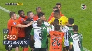 Rio Ave FC, Caso, Filipe Augusto aos 73'