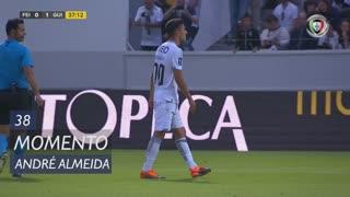 Vitória SC, Jogada, André Almeida aos 38'