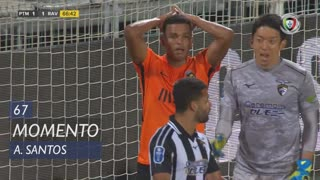 Rio Ave FC, Jogada, Aderllan Santos aos 67'