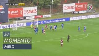 SC Braga, Jogada, Pablo aos 28'