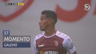 SC Braga, Jogada, Galeno aos 57'