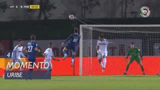 FC Porto, Jogada, Uribe aos 41'