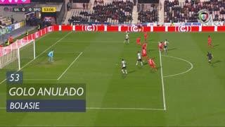 Sporting CP, Golo Anulado, Bolasie aos 53'