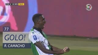 GOLO! Sporting CP, Rafael Camacho aos 77', Portimonense 2-2 Sporting CP
