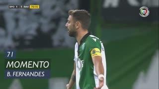 Sporting CP, Jogada, Bruno Fernandes aos 71'