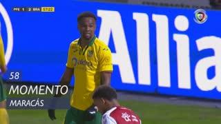 FC P.Ferreira, Jogada, Maracás aos 58'