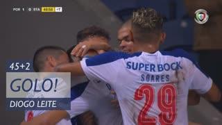 GOLO! FC Porto, Diogo Leite aos 45'+2', FC Porto 1-0 Santa Clara