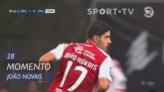 SC Braga, Jogada, João Novais aos 28'