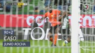 Rio Ave FC, Caso, Junio Rocha aos 90'+2'