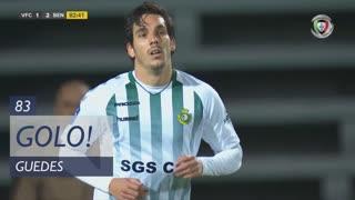 GOLO! Vitória FC, Guedes aos 83', Vitória FC 1-2 SL Benfica