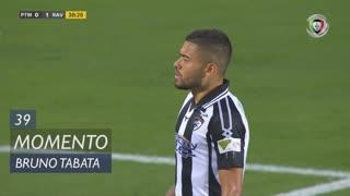 Portimonense, Jogada, Bruno Tabata aos 39'
