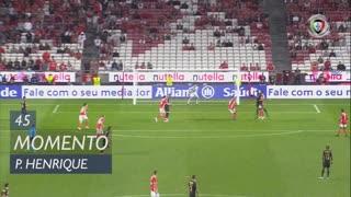 Vitória SC, Jogada, Pedro Henrique aos 45'