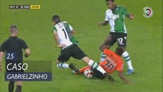 Rio Ave FC, Caso, Gabrielzinho aos 25'