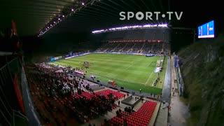 SC Braga x Sporting CP: Confere aqui a constituição das equipas!