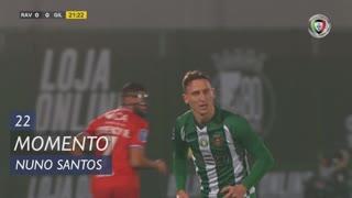Rio Ave FC, Jogada, Nuno Santos aos 22'