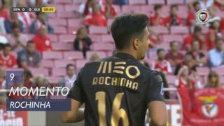 Vitória SC, Jogada, Rochinha aos 9'