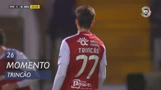 SC Braga, Jogada, Trincão aos 26'