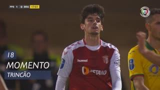 SC Braga, Jogada, Trincão aos 18'