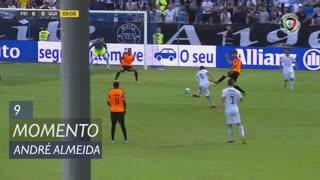 Vitória SC, Jogada, André Almeida aos 9'