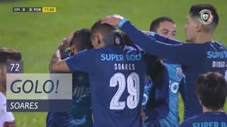 GOLO! FC Porto, Soares aos 72', Casa Pia AC 0-3 FC Porto