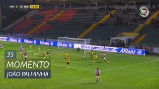 SC Braga, Jogada, João Palhinha aos 35'