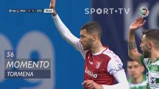 SC Braga, Jogada, Tormena aos 56'