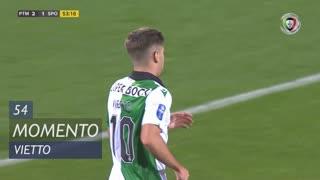 Sporting CP, Jogada, Vietto aos 54'