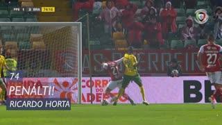 SC Braga, Penálti, Ricardo Horta aos 74'