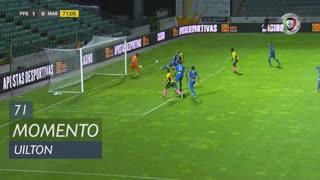 FC P.Ferreira, Jogada, Uilton aos 71'