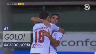 GOLO! SC Braga, Ricardo Horta aos 67', FC Penafiel 0-3 SC Braga