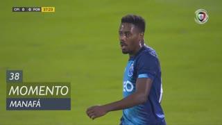 FC Porto, Jogada, Manafá aos 38'