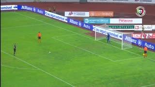 Taça da Liga (1ª Fase): Resumo A. Académica 1-1 SC Farense