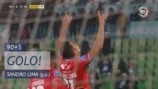 GOLO! Gil Vicente FC, Sandro Lima aos 90'+5', Rio Ave FC 0-1 Gil Vicente FC