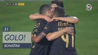 GOLO! Vitória SC, Bonatini aos 31', Vitória FC 0-1 Vitória SC
