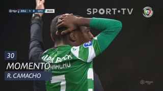 Sporting CP, Jogada, Rafael Camacho aos 30'