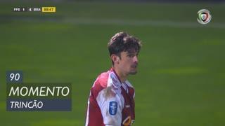 SC Braga, Jogada, Trincão aos 90'