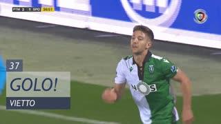 GOLO! Sporting CP, Vietto aos 37', Portimonense 2-1 Sporting CP