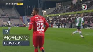 Gil Vicente FC, Jogada, Leonardo aos 12'